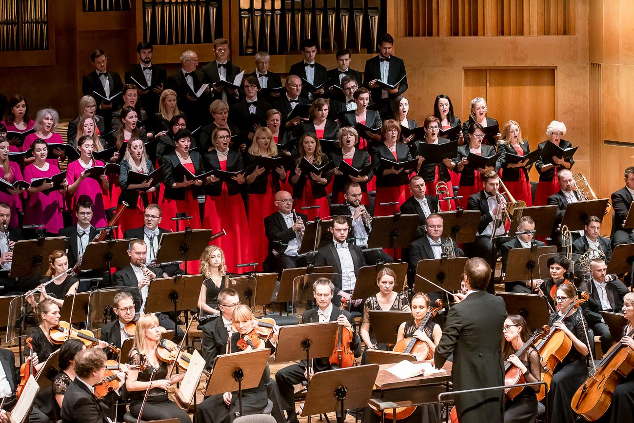 Ogromny koncert połączonych chórów opolskich i kameralne spotkanie z muzyką [fot. materiały nadesłane przez Filharmonię Opolską]