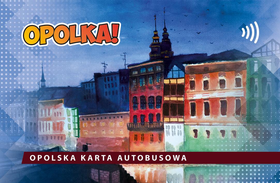 Rusza system elektronicznych biletów miejskiej komunikacji w Opolu. W życie wchodzi karta OPOLKA