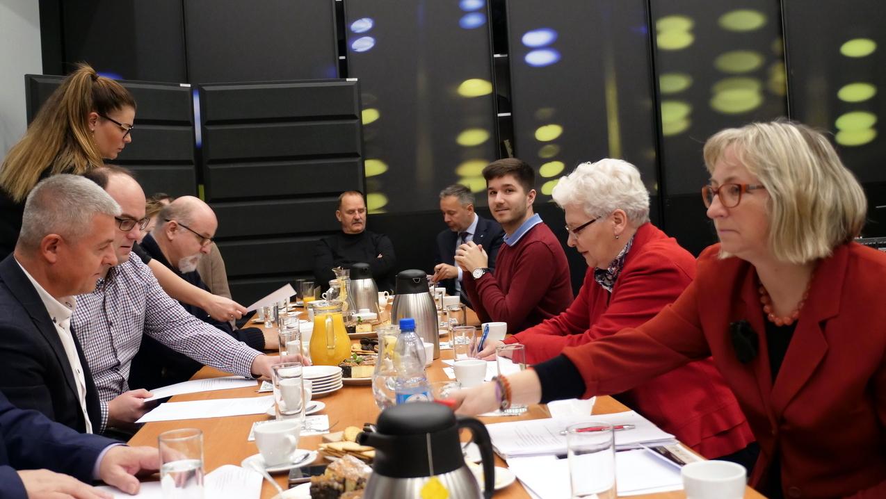 Rada Programowa Radia Opole [fot. Maciej Wajler]