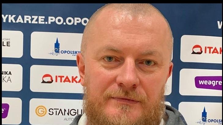 Weegree AZS Politechnika Opolska znalazła nowego trenera