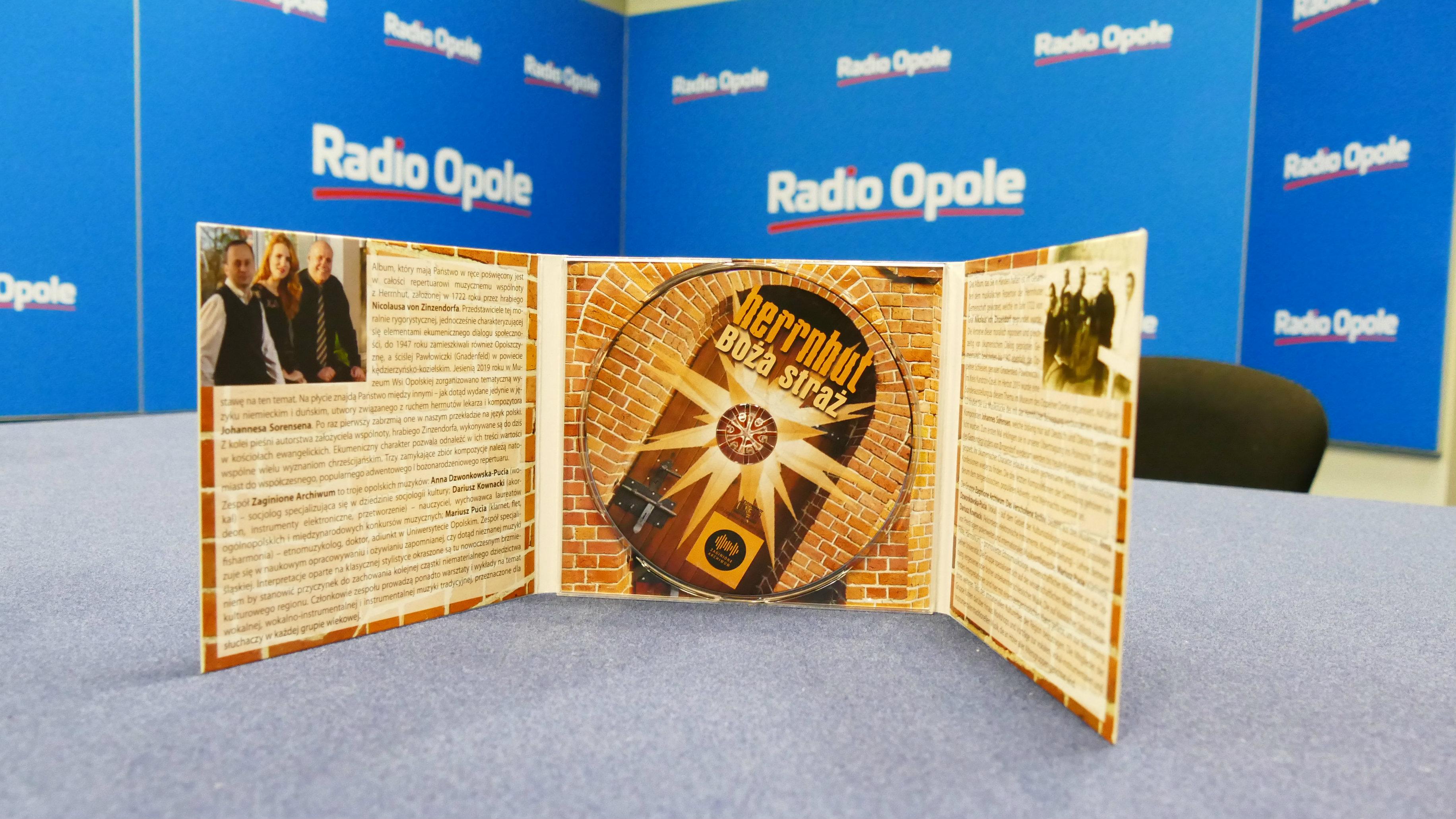 Ukazała się płyta promująca kulturę muzyczną herrnhutów