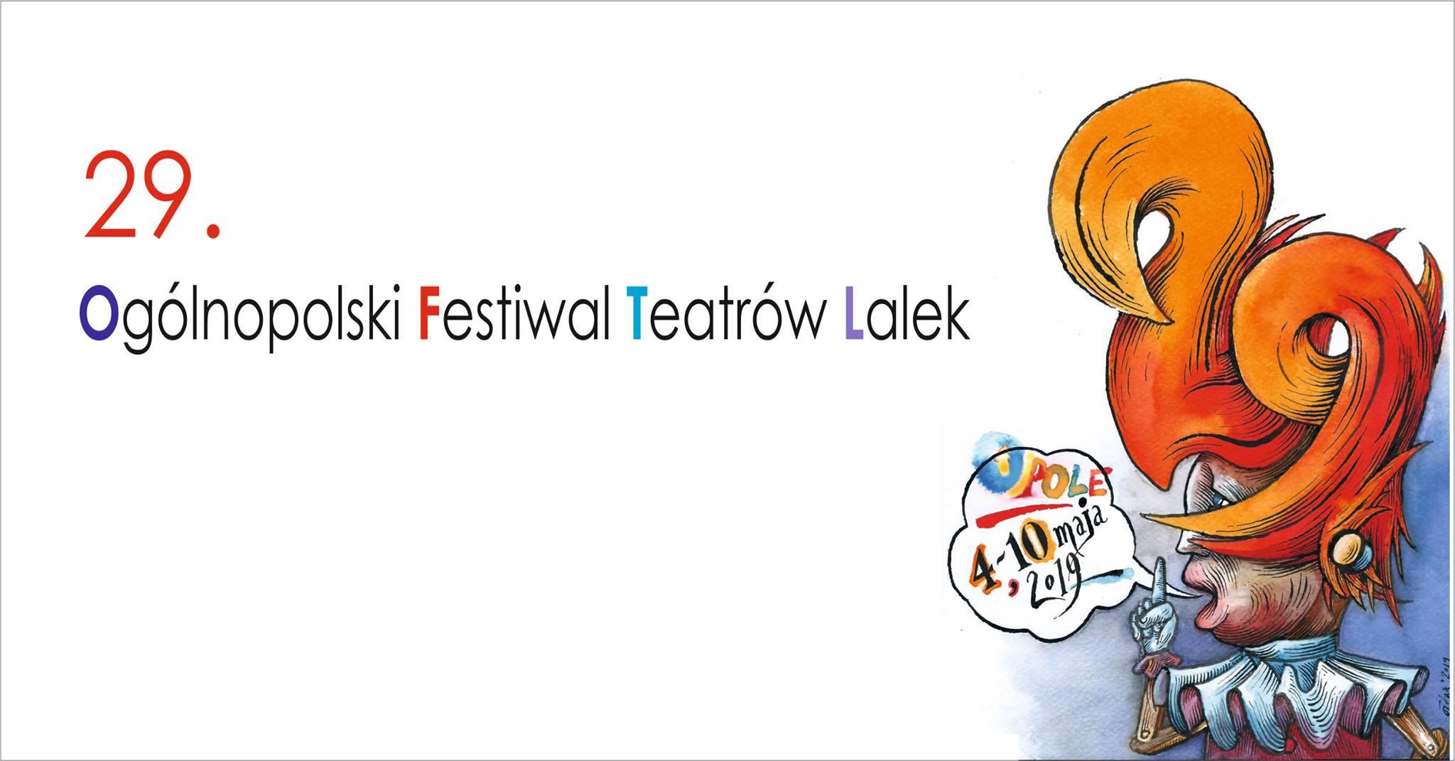 XXIX Ogólnopolski Festiwal Teatrów Lalek od 4 do 10 maja. Radio Opole będzie na miejscu!