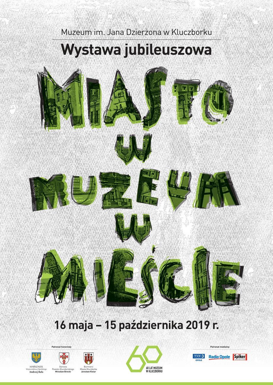 Wystawa Jubileuszowa na 60-lecie istnienia Muzeum w Kluczborku