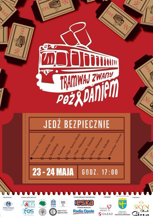 """""""Tramwaj zwany pożądaniem"""" po raz pierwszy w Opolu – poznaj szczegóły! [materiały organizatora]"""