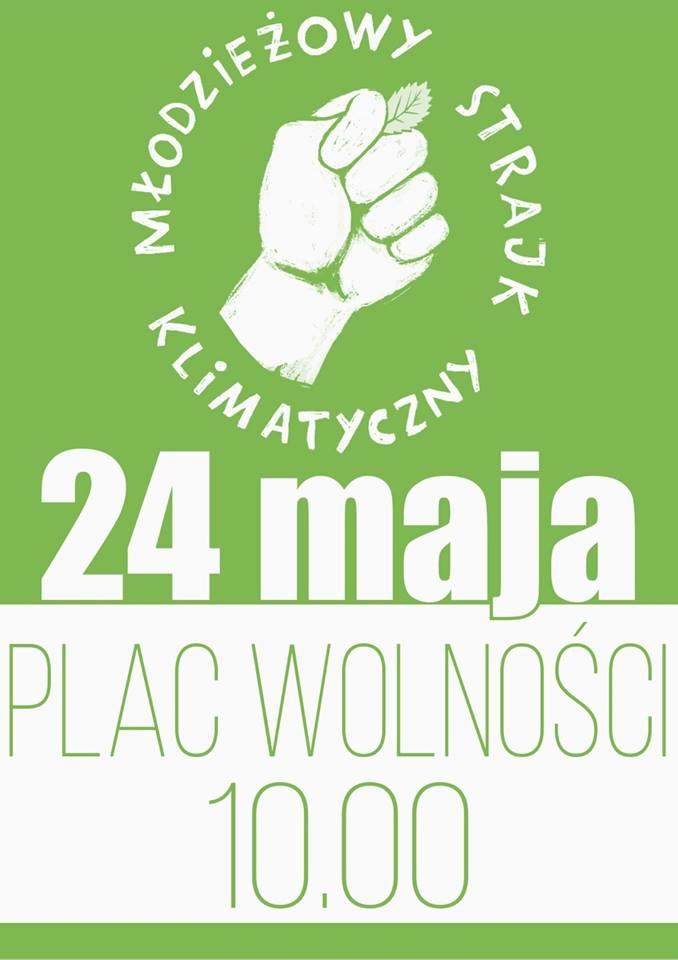 Zbliża się I Młodzieżowy Strajk Klimatyczny w Opolu – poznaj szczegóły! [materiały organizatora]