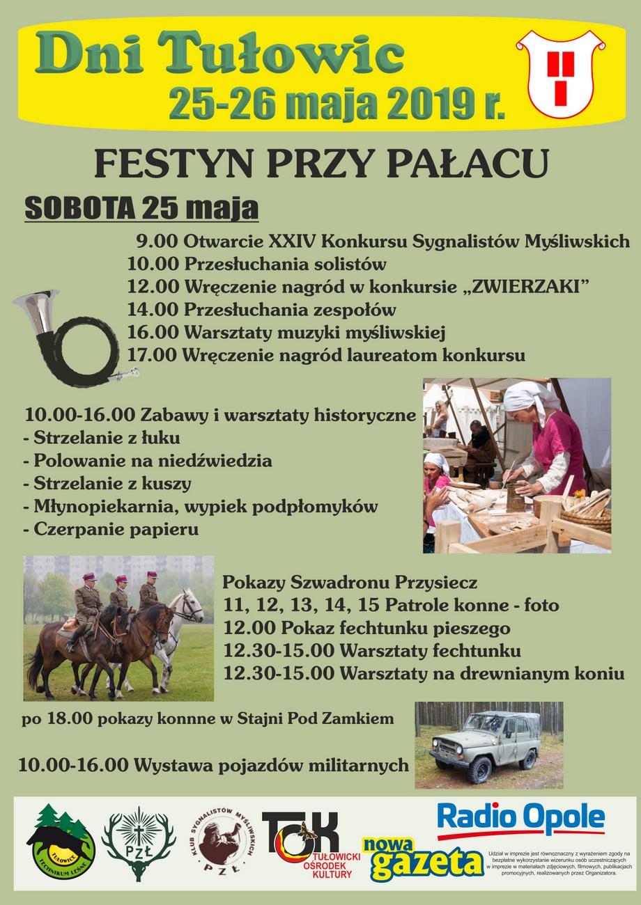 XXIV Opolski Konkurs Sygnalistów Myśliwskich Tułowice 2019 już w sobotę – poznaj szczegóły! [materiały organizatora]