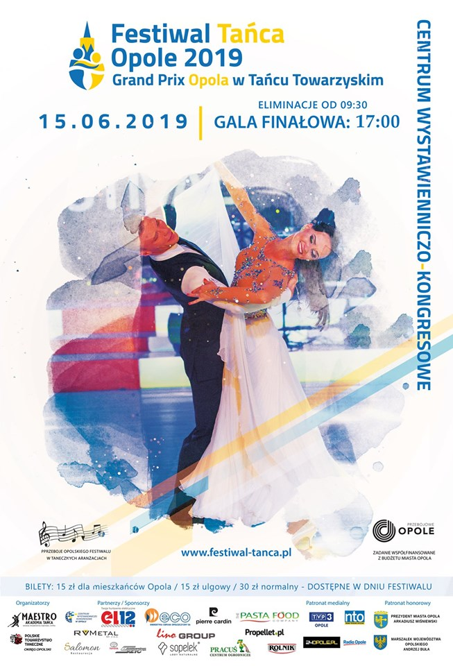 13. Festiwal Tańca Opole 2019