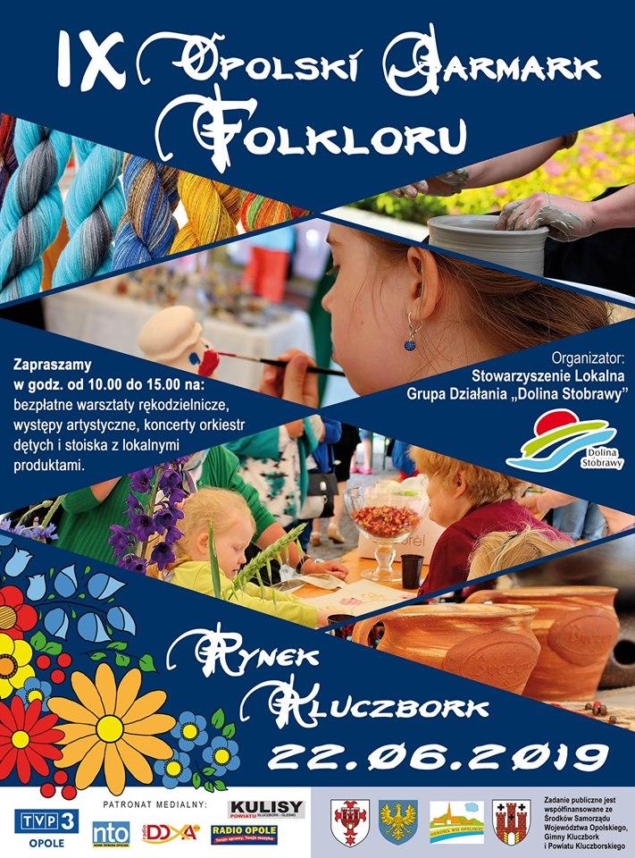 Opolski Jarmark Folkloru w Kluczborku