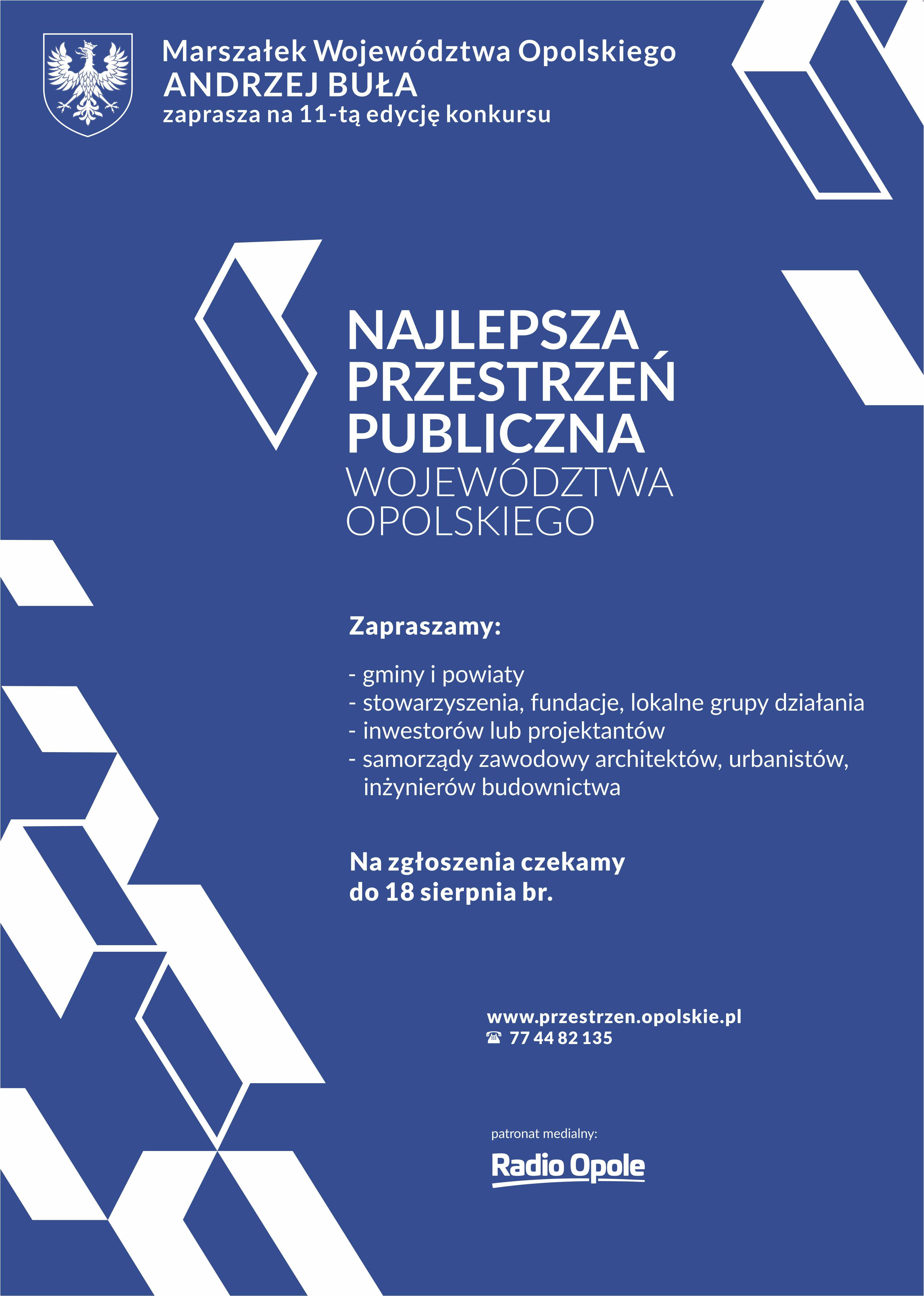 W zeszłym roku Rynek w Oleśnie zdobył laur Najlepszej Przestrzeni Publicznej Dziesięciolecia [fot. materiały organizatora]