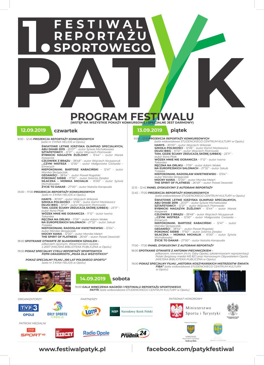 Festiwal Reportażu Sportowego