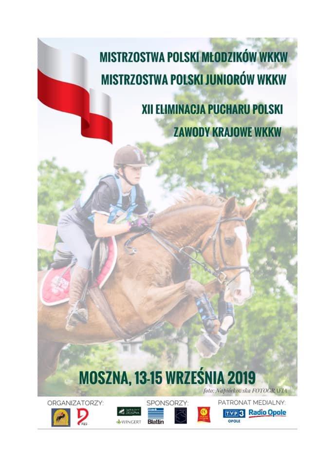 Mistrzostwa Polski WKKW Młodzików i Juniorów już w ten weekend – poznaj szczegóły! [materiały organizatora]