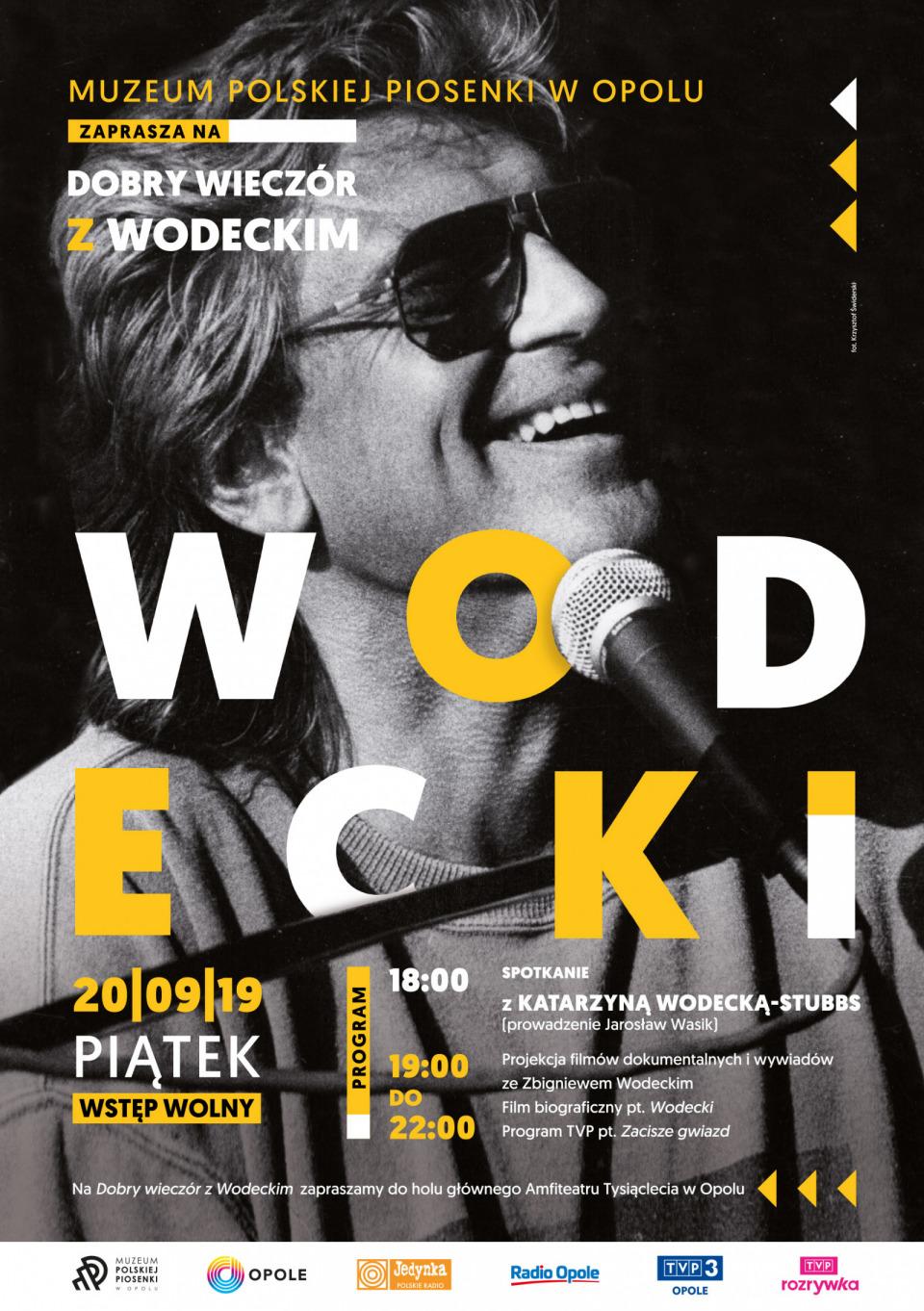Koncert Zbigniewa Wodeckiego i zespołu Mitch & Mitch [fot. Marcin Skomudek]