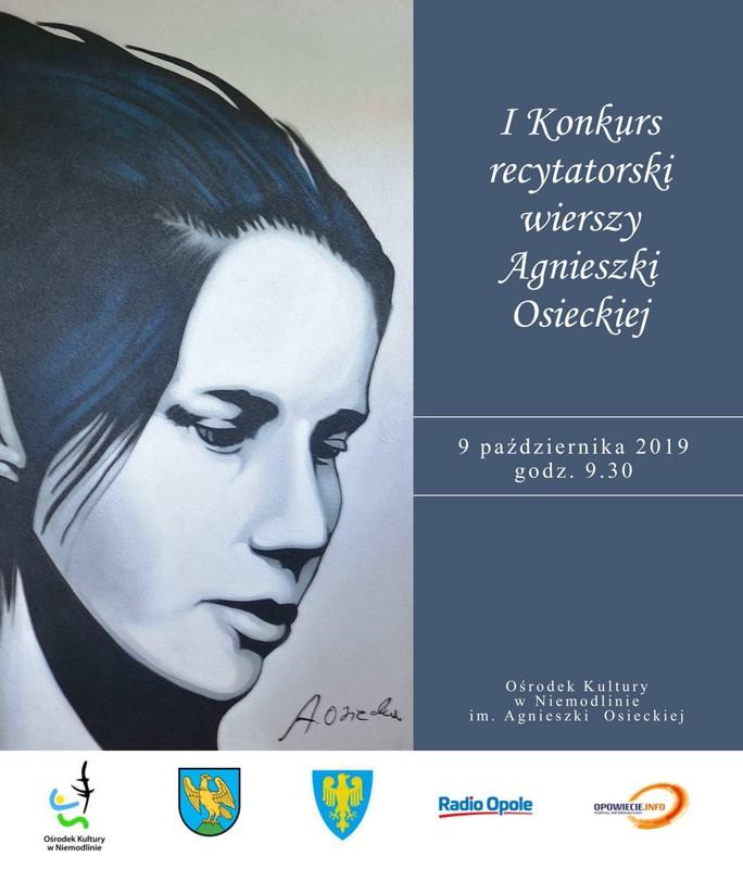 I Konkurs recytatorski wierszy Agnieszki Osieckiej już jutro – poznaj szczegóły! [materiały organizatora]