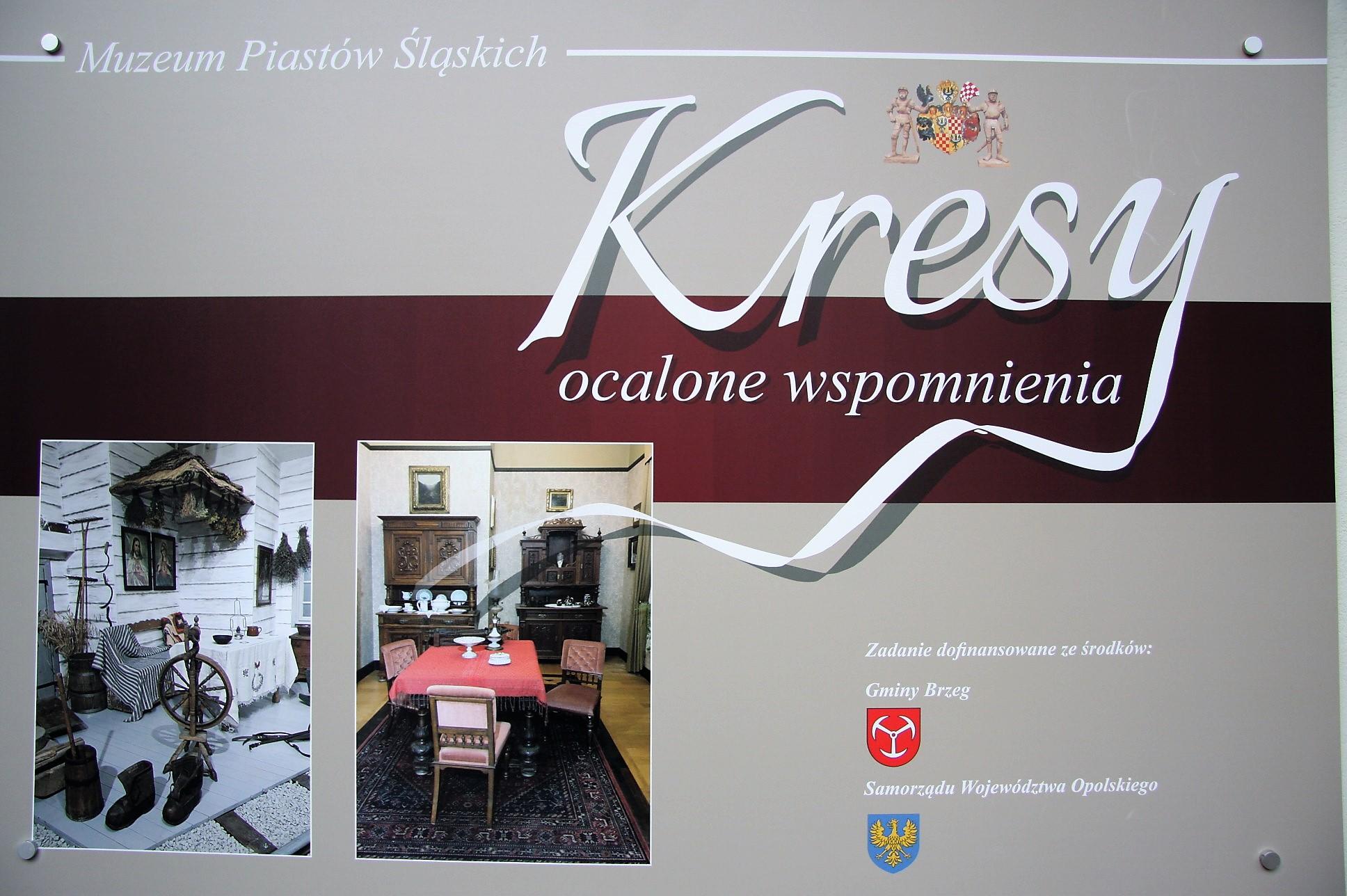 """""""Kresy. Ocalone wspomnienia"""" - wyjątkowa wystawa na Zamku Piastów Śląskich. Wernisaż 11 listopada [fot. materiały organizatora]"""