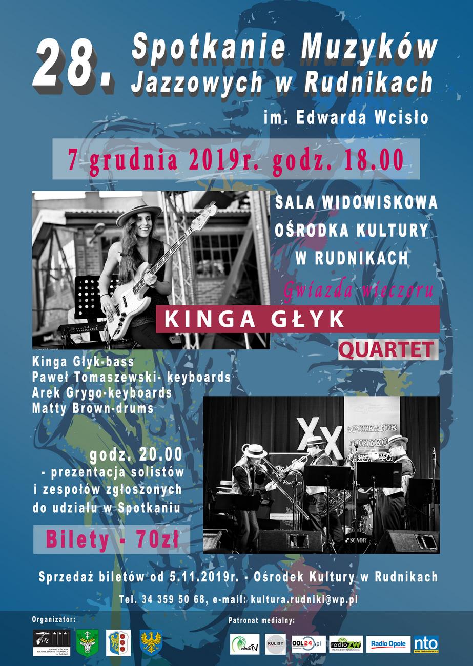 Niepowtarzalny klimat i bogata tradycja – 28. Spotkanie Muzyków Jazzowych w Rudnikach już w sobotę! [materiały organizatora]