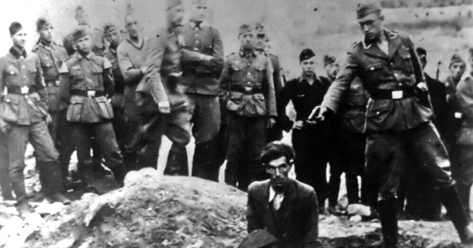 Egzekucja ostatniego Żyda w Winnicy [zdj.http://ww2today.com/22nd-september-1941-the-last-jew-in-vinnitsa]
