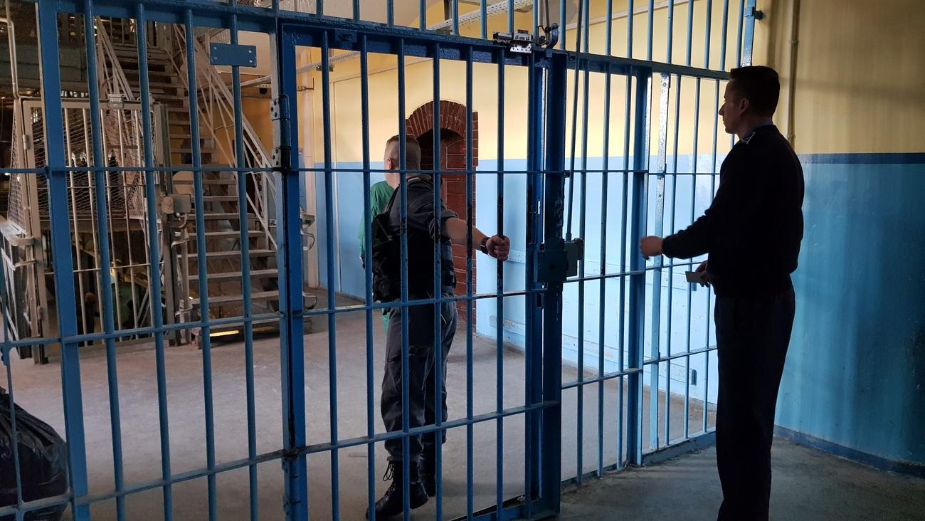 Święta w więzieniu. Z rodziną tylko przez telefon