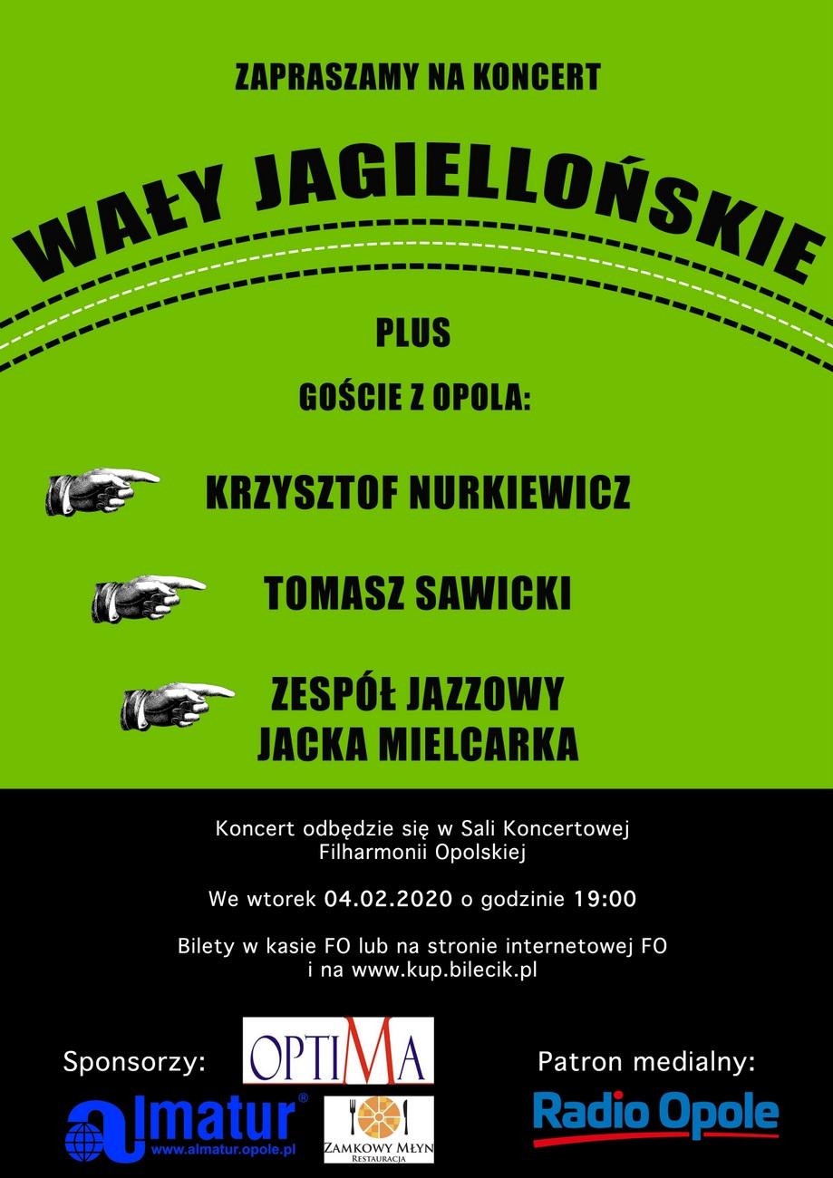 Wały Jagiellońskie znów na opolskiej scenie – w stolicy regionu zbliża się koncert legendarnego zespołu! [materiały organizatora]