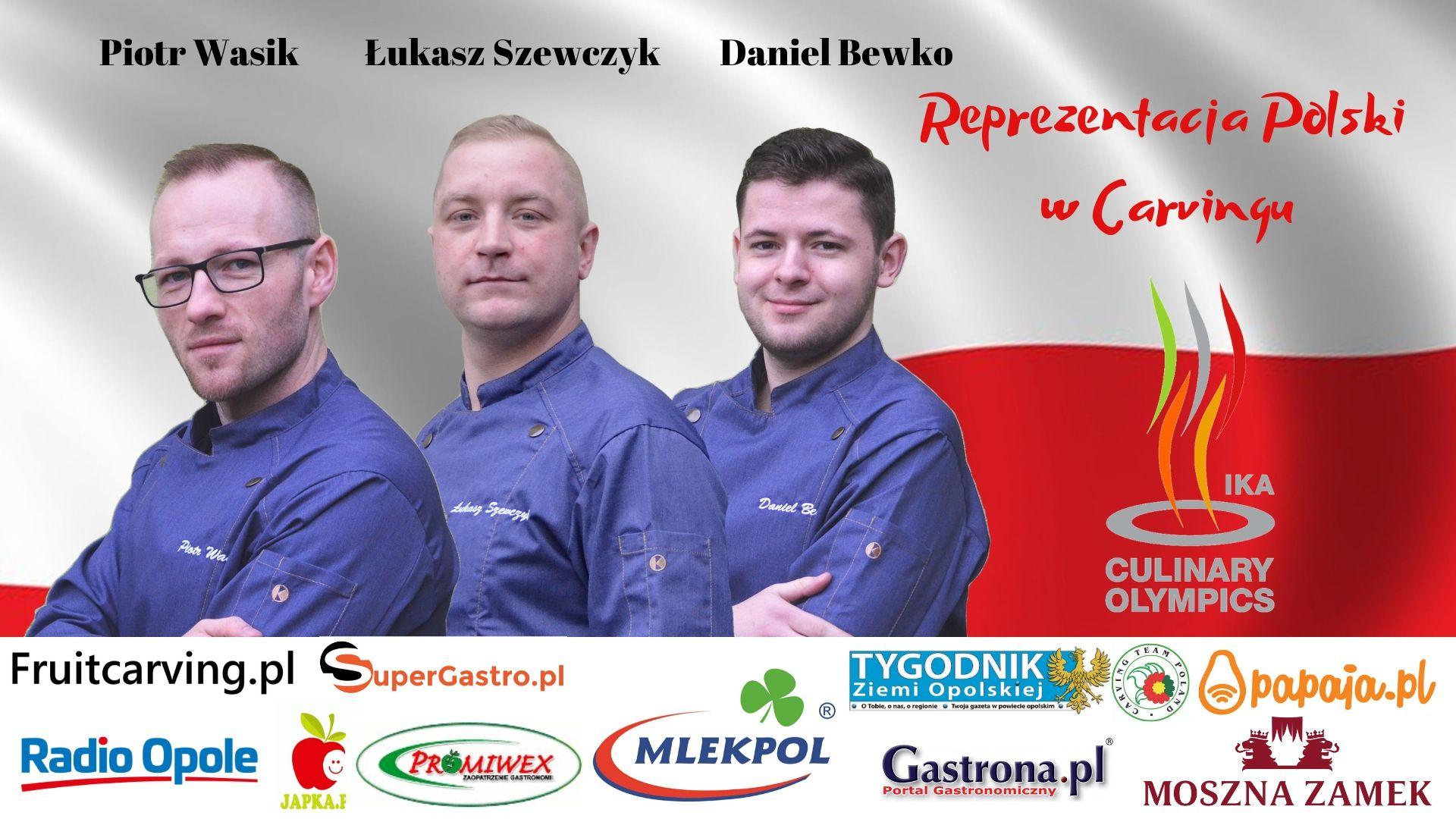 Ekipa z Opolszczyzny weźmie udział w międzynarodowym konkursie kulinarnym [fot. materiały uczestników konkursu]