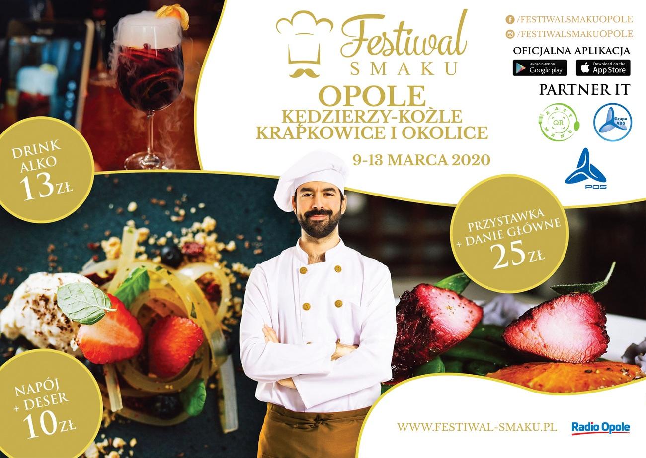 Przed nami 5 dni smakowitego świętowania – rusza II Festiwal Smaku na Opolszczyźnie! [materiały organizatora]