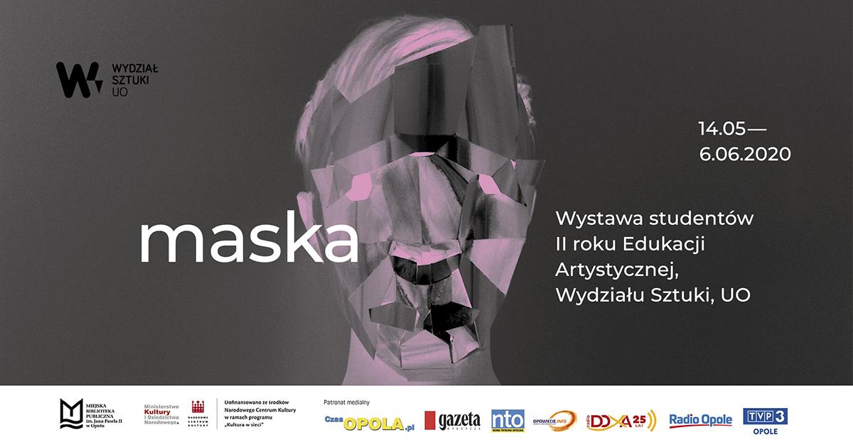Wystawę studentów ll roku Edukacji Artystycznej Wydziału Sztuki UO można oglądać w galerii MBP w Opolu do 6 czerwca
