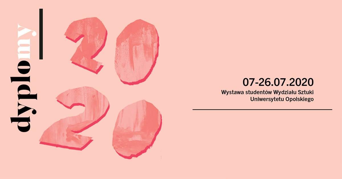Wystawę 'Dyplomy' w GSW w Opolu można oglądać do 26 lipca 2020