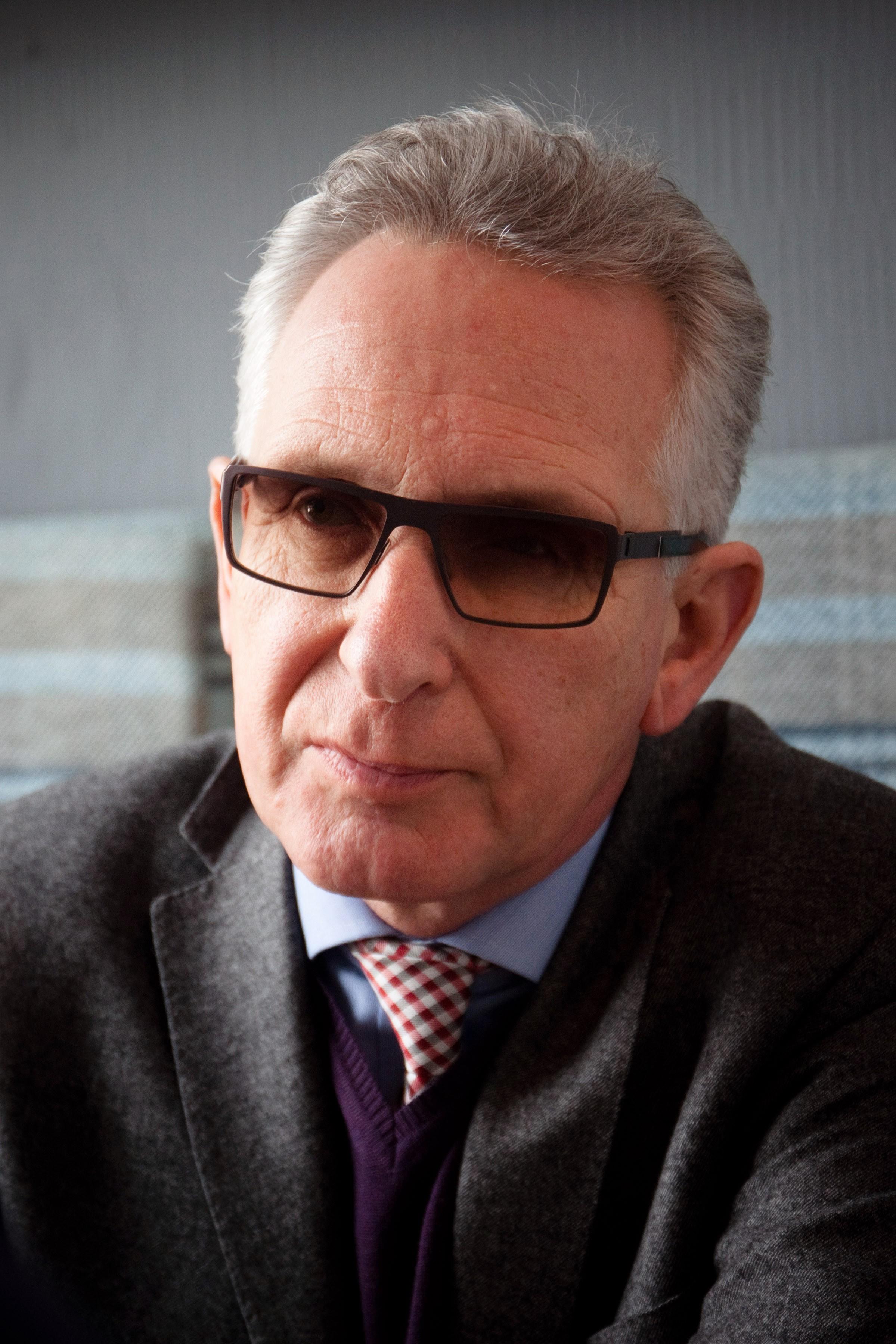 Prof. Andrzej Chwalba [fot. Janusz Jabłoński]