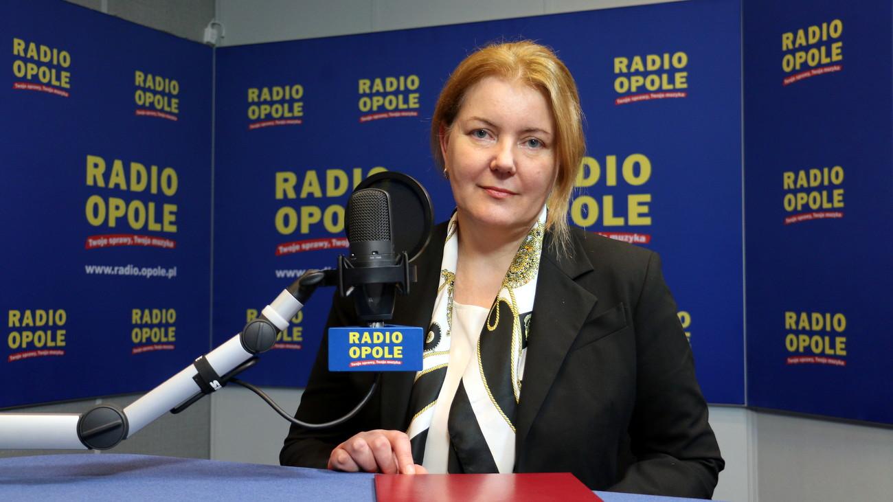 Elżbieta Molak [fot. Justyna Krzyżanowska]