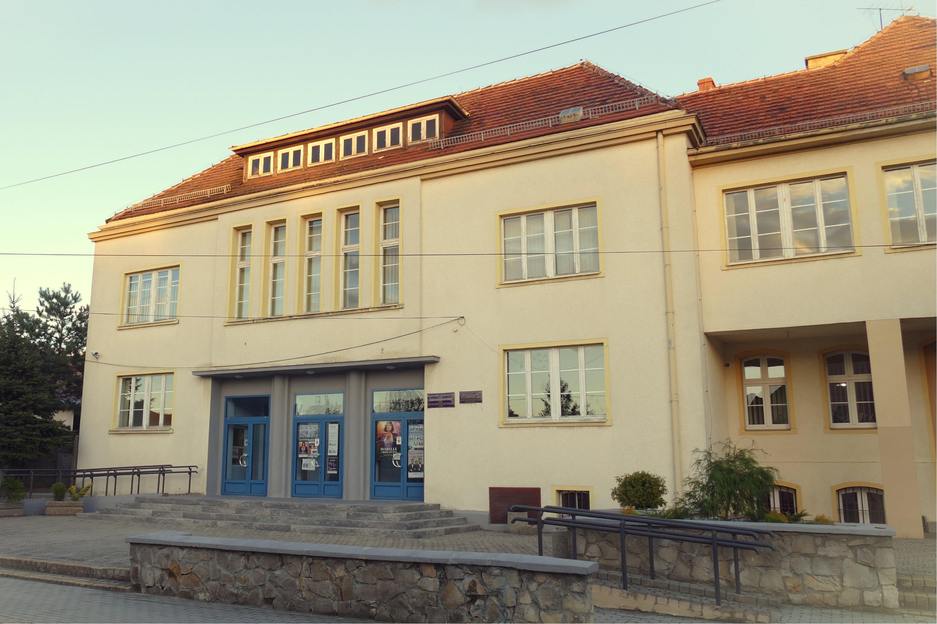Miejsko-Gminny Ośrodek Kultury w Głogówku © Małgorzata Ślusarczyk