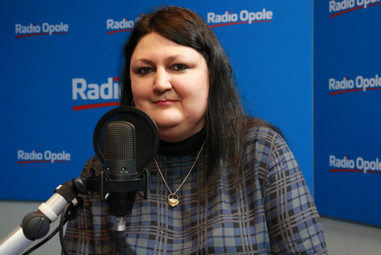 Grażyna Dębicka-Ozorkiewicz [fot. Paula Hołubowicz]