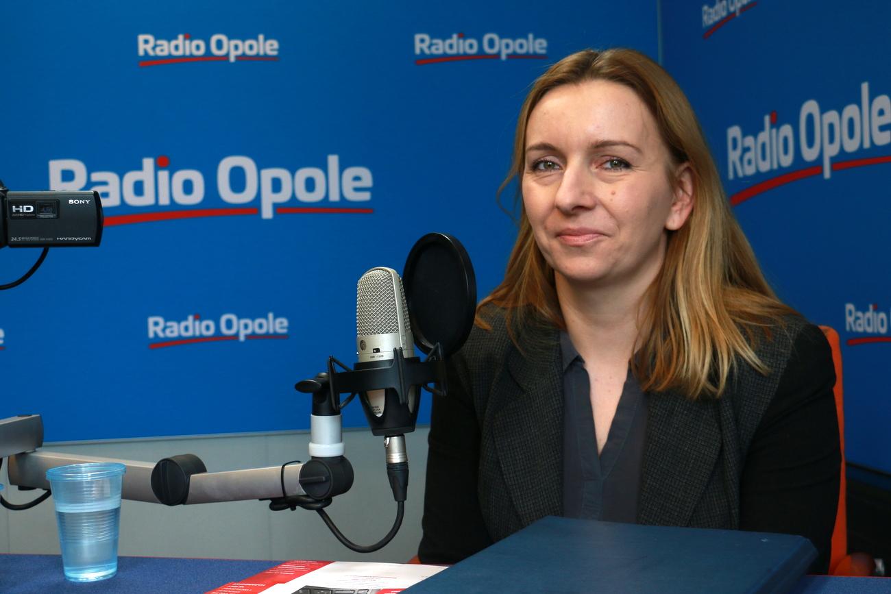 Agnieszka Jóźwin-Dalecka [fot. Paula Hołubowicz]