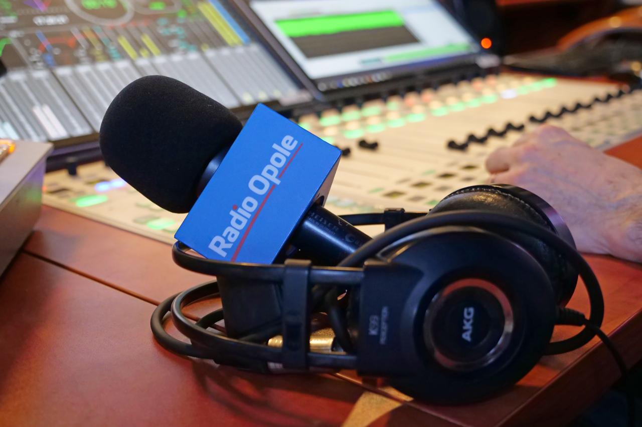 Radio Opole zagra więcej polskiej muzyki, żeby pomóc artystom, którzy nie mogą koncertować [fot. Wanda Kownacka]