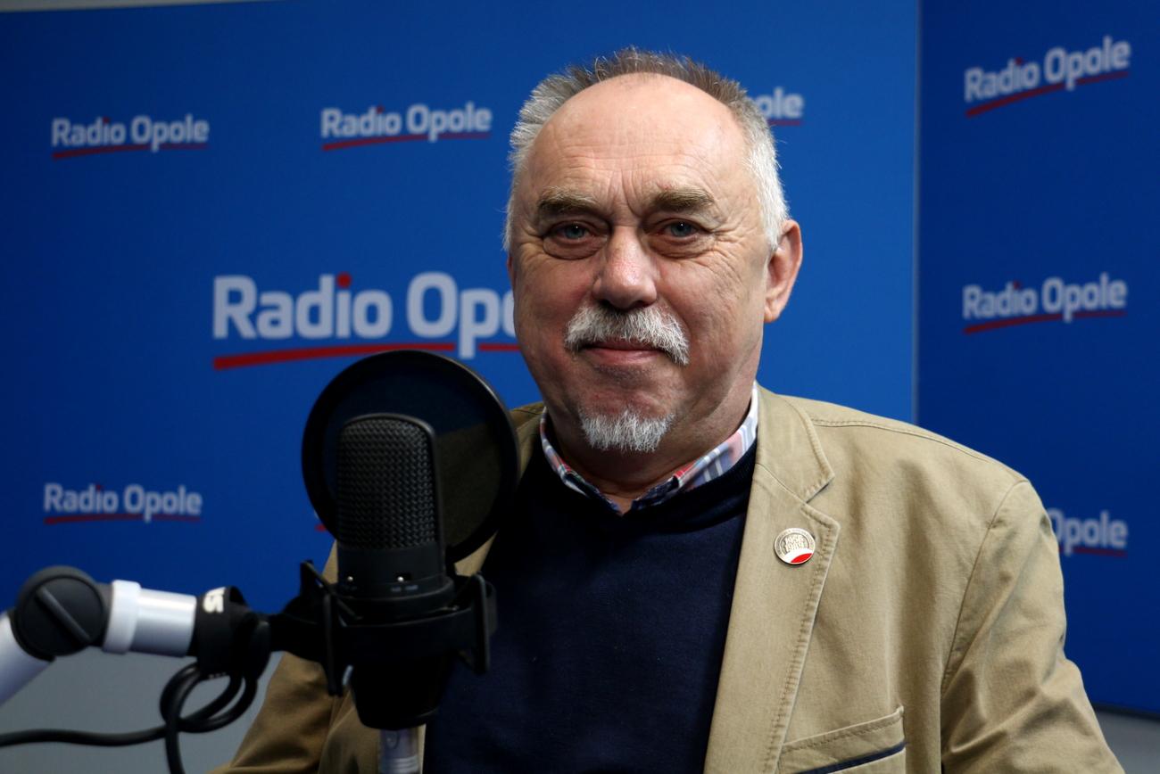 Janusz Sanocki [fot. Paula Hołubowicz]
