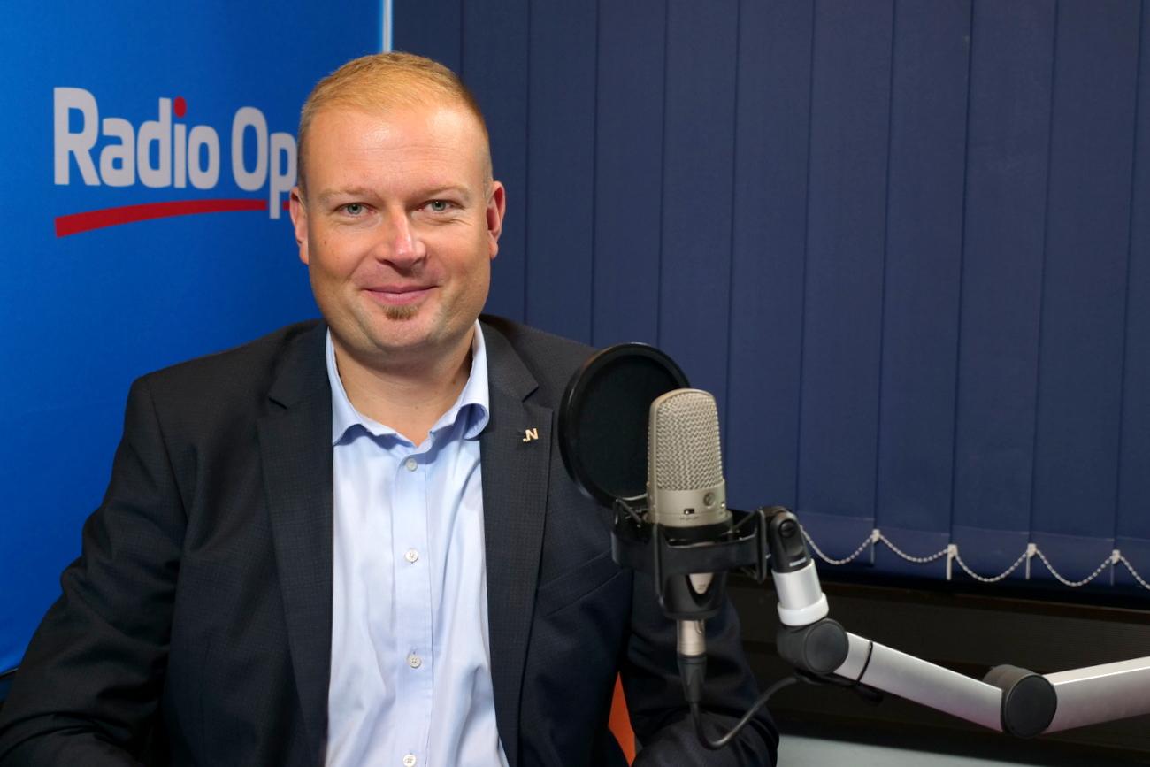 Piotr Pancześnik [fot. Marcin Boczek]