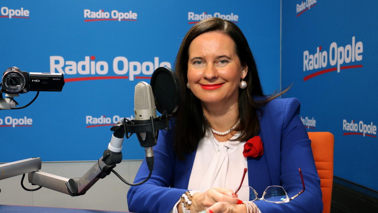 Violetta Porowska [fot. Justyna Krzyżanowska]