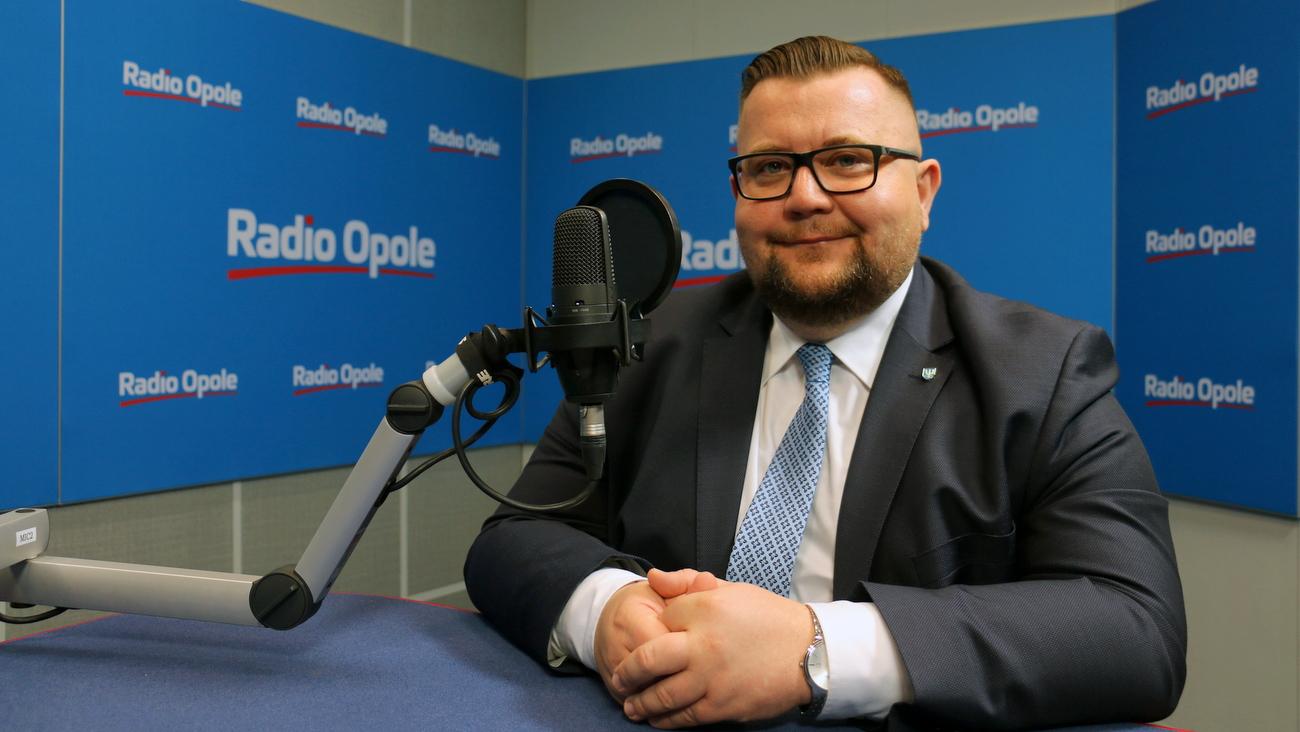 Szymon Ogłaza [fot. Justyna Krzyżanowska]