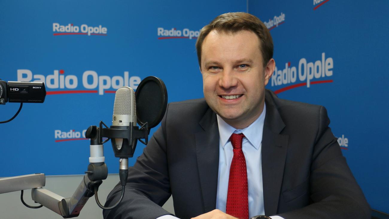 Arkadiusz Wiśniewski [fot. Justyna Krzyżanowska]