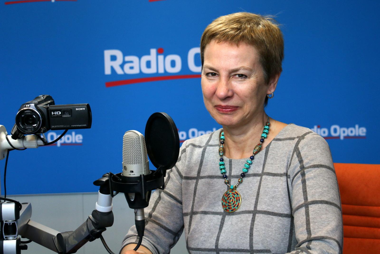 Dr Wiesława Błudzin [fot. Marcin Skomudek]