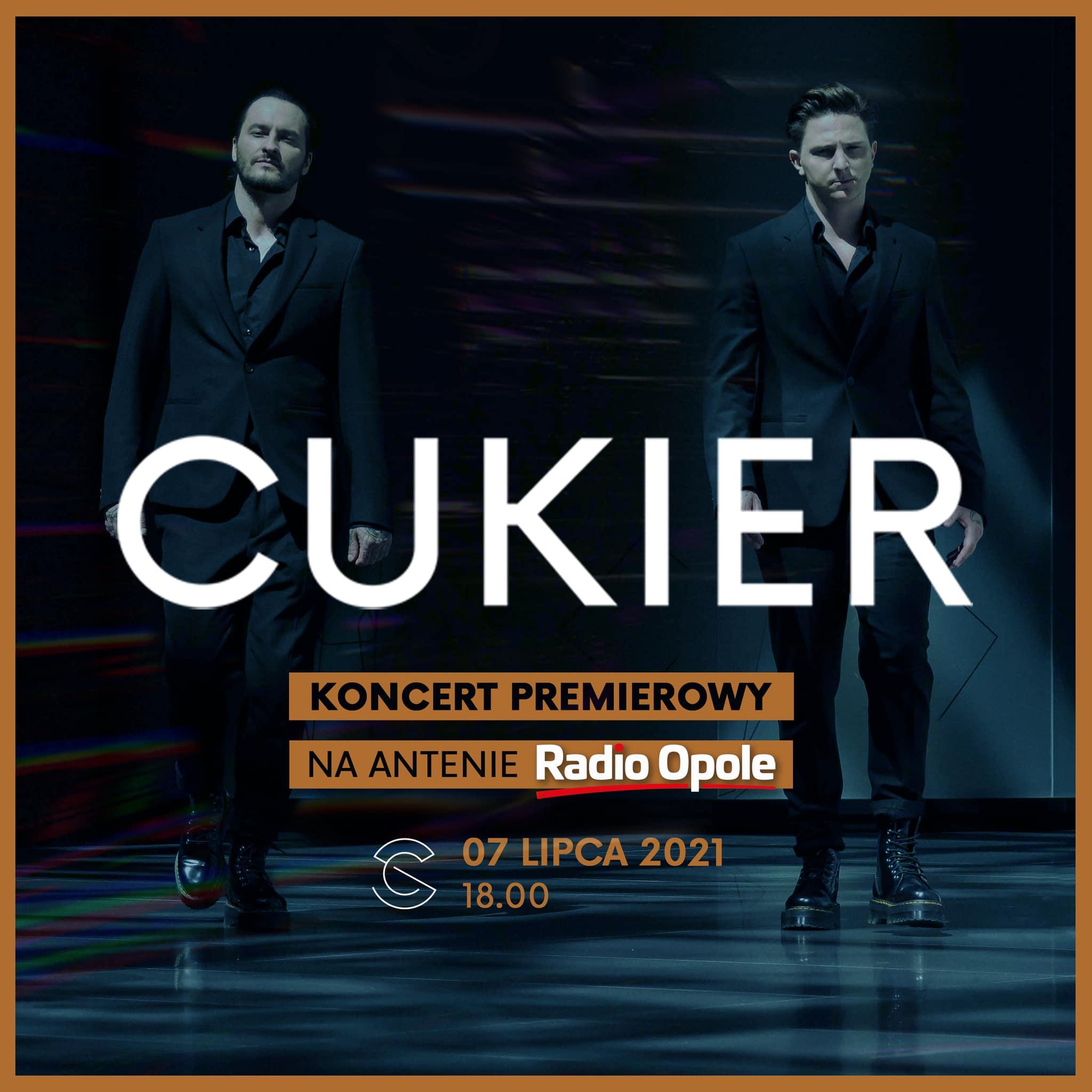 Duet Cukier wystąpi w Studiu M im. SBB - posłuchaj transmisji w środę (07.07)