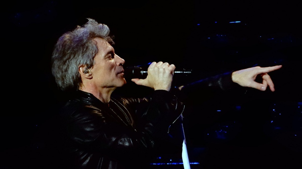 Bon Jovi at Madison Square Garden in 2017 [By slgckgc - Bon Jovi at Madison Square Garden, CC BY 2.0, https://commons.wikimedia.org/w/index.php?curid=73407934]