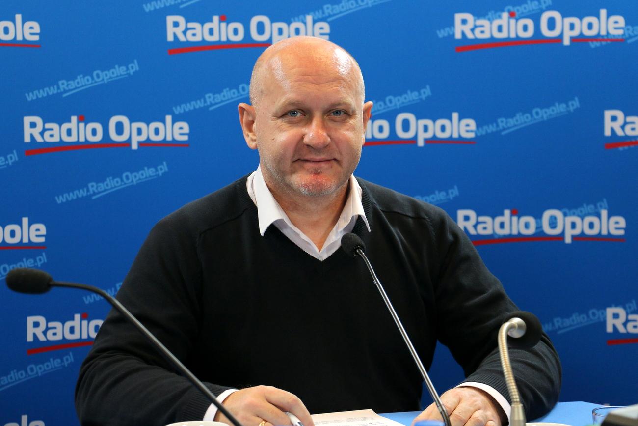 Jan Poniatyszyn [fot. Justyna Krzyżanowska]
