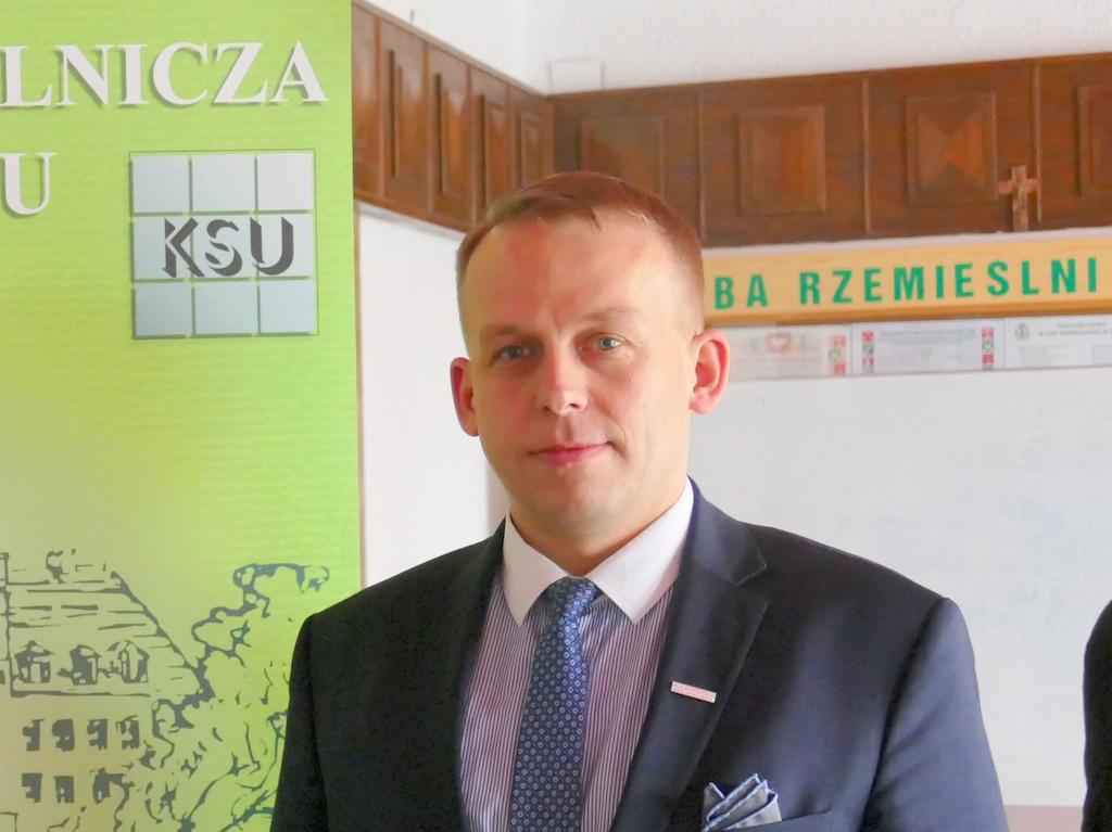 Łukasz Denys [fot. Witold Wośtak]