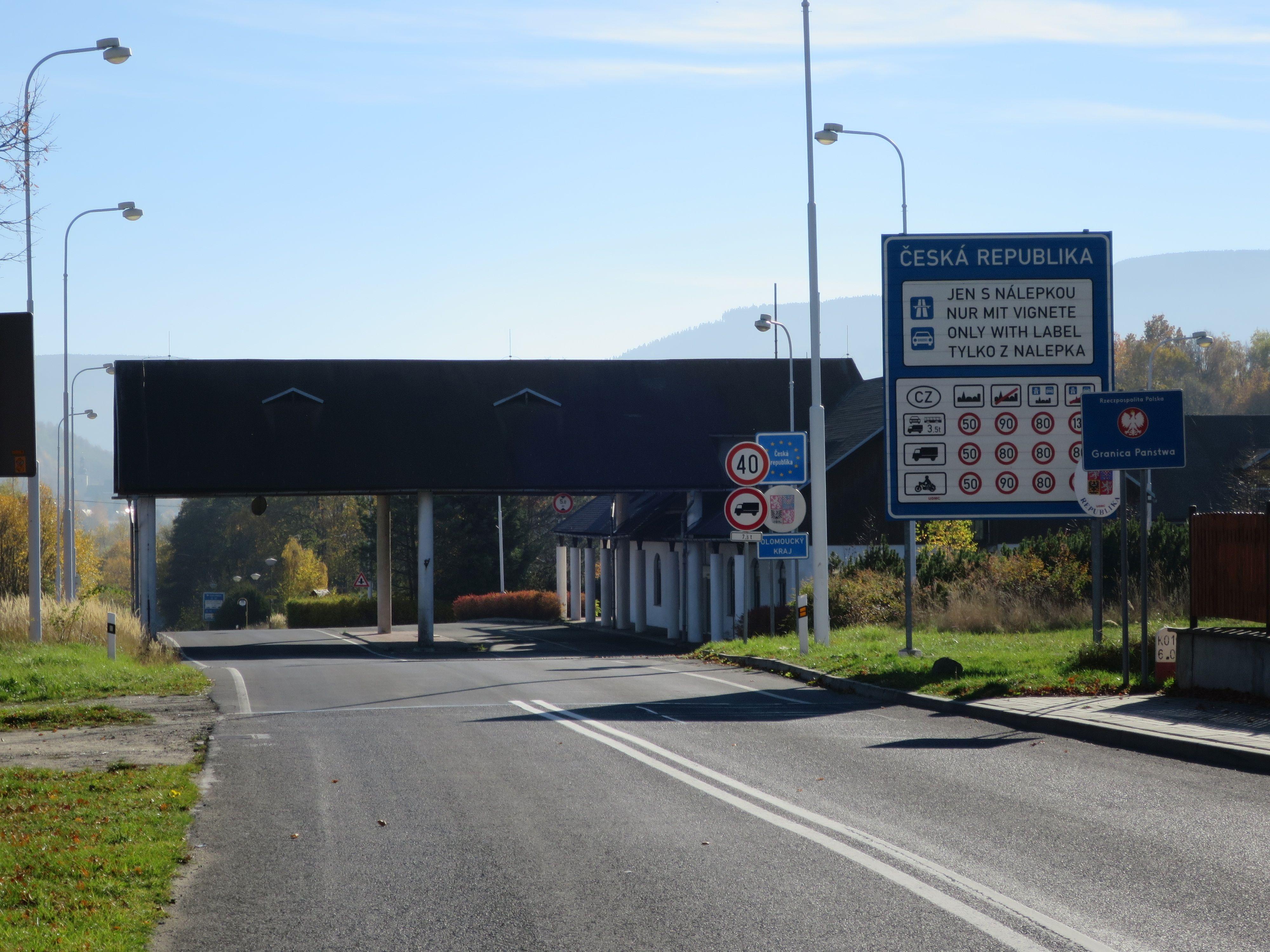 Strzały ostrzegawcze na granicy polsko-czeskiej w Pilszczu. Wojsko twierdzi, że to skutek niezastosowania się mężczyzny do poleceń żołnierzy