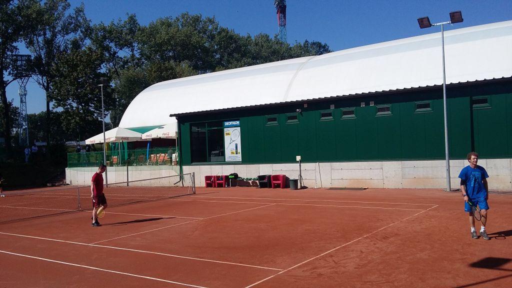Korty tenisowe w Opolu [fot. Cezary Puzyna]