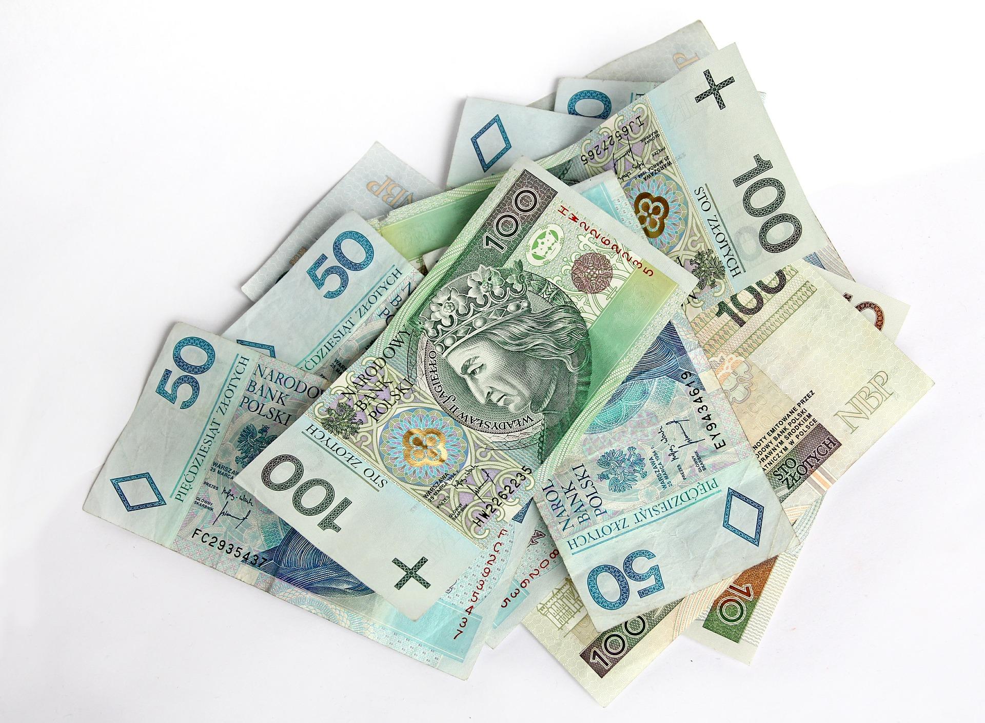 Pieniądze [fot. Pixabaya]