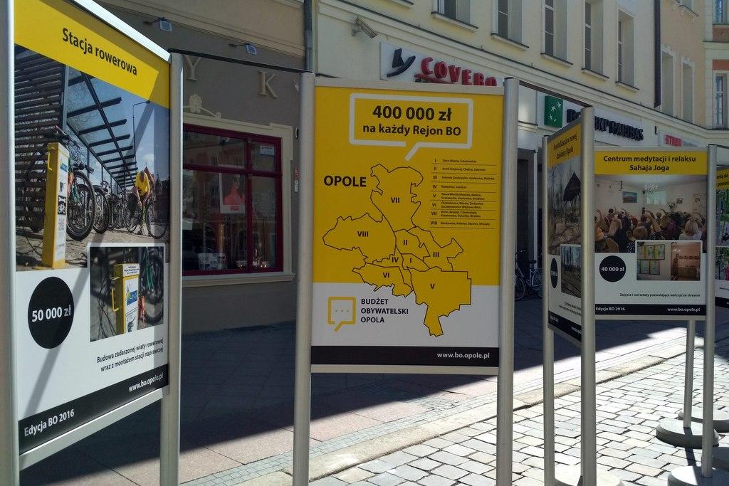 Opole czeka na wnioski do budżetu obywatelskiego. Będzie zmiana zasad głosowania
