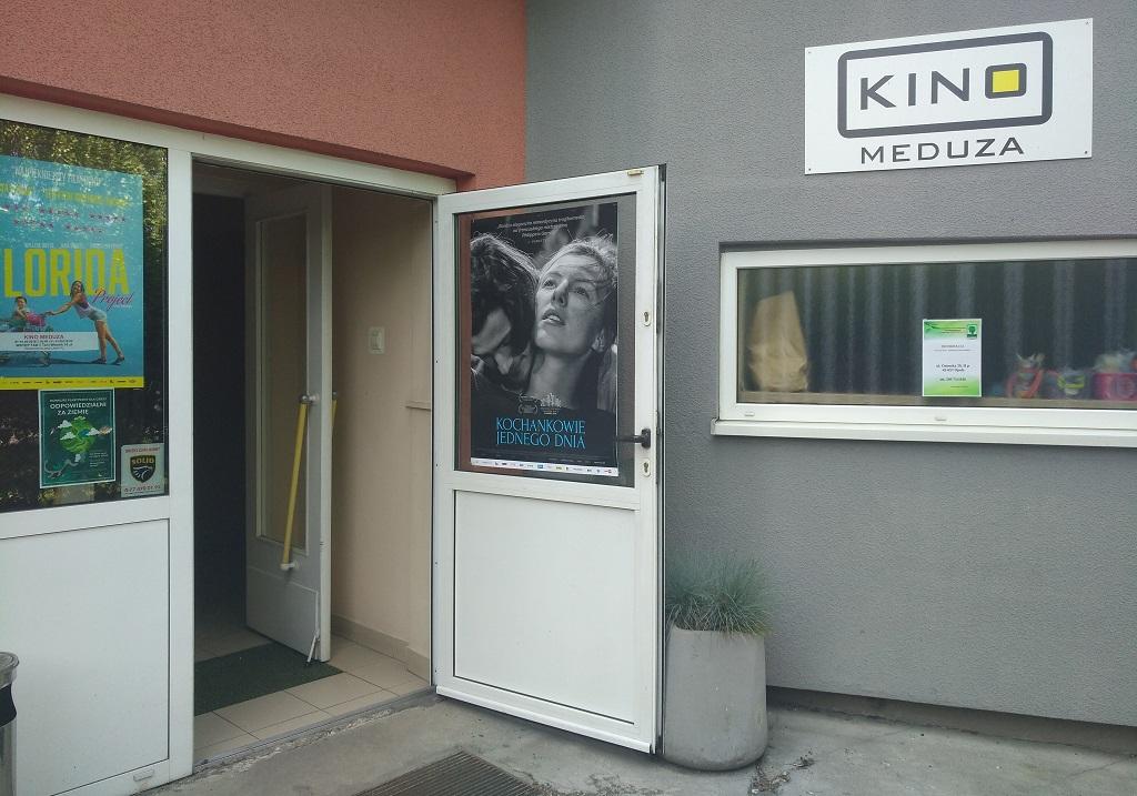 Kino Meduza w Opolu walczy o przetrwanie. Widzowie mogą kupić bilet do wykorzystania w przyszłości