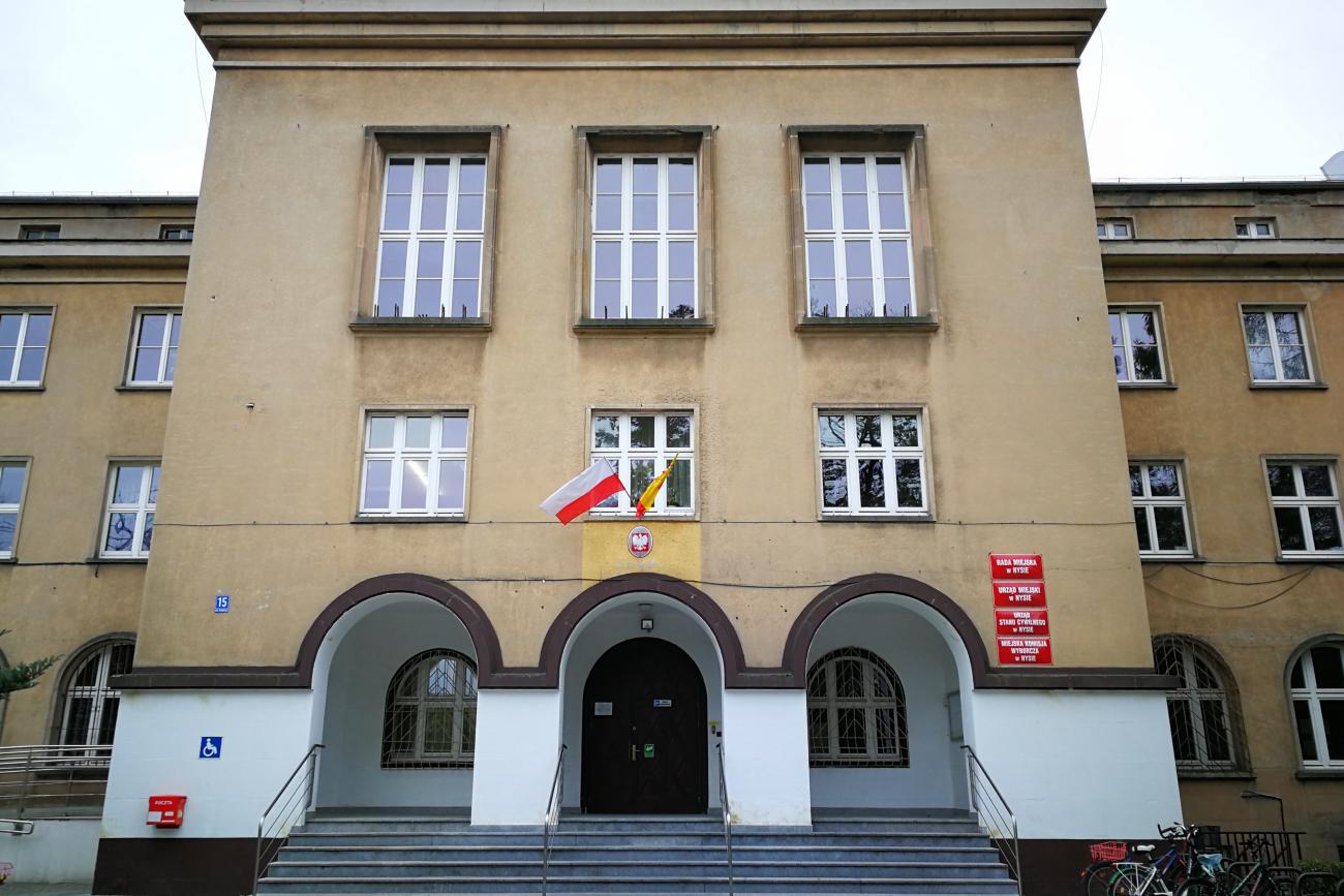 Urząd Miejski w Nysie [fot. Daniel Klimczak]