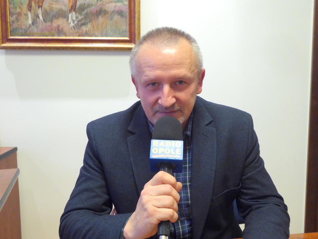 Grzegorz Domański [fot. Witold Wośtak]