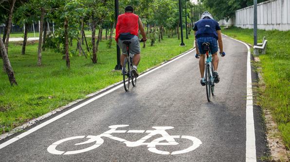 Czy w Opolu powstanie aplikacja ze ścieżkami rowerowymi Jest taki pomysł jednego z radnych